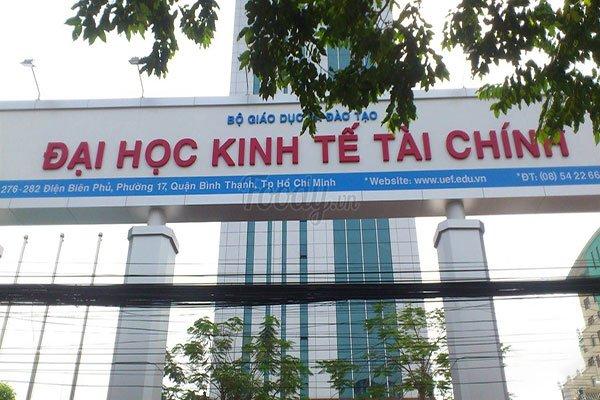 Trường ĐH Kinh tế - Tài chính TP.HCM mở thêm 5 ngành mới.