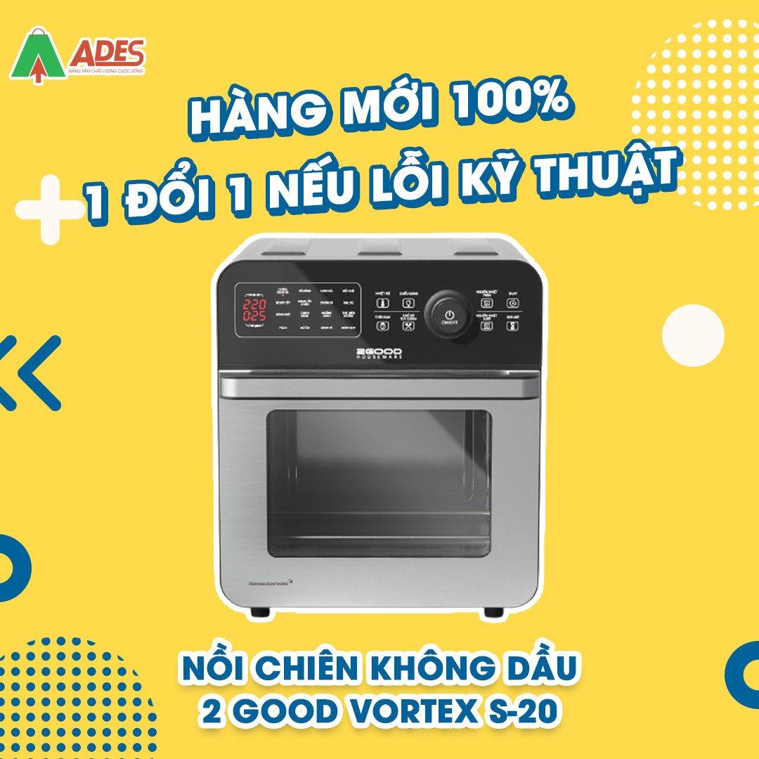 Noi Chien Khong Dau 2Good Vortex S-20 chat luong