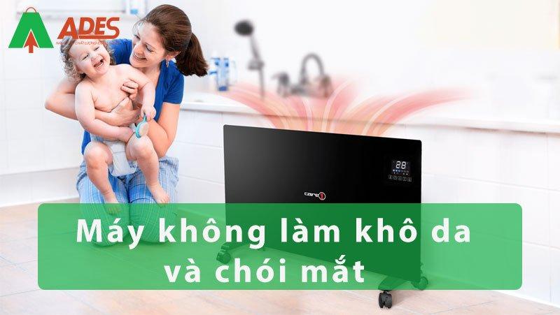 May khong lam kho da va choi mat